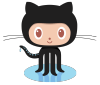 Introduction to Git and GitHub Logo