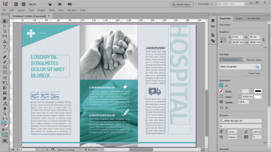 Adobe InDesign Training Courses