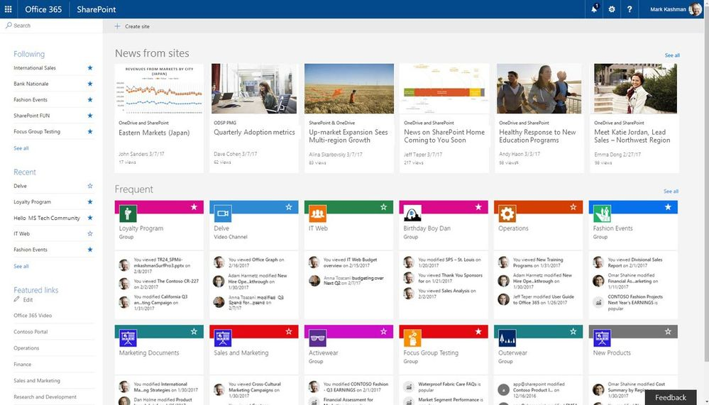 SharePoint Training Courses