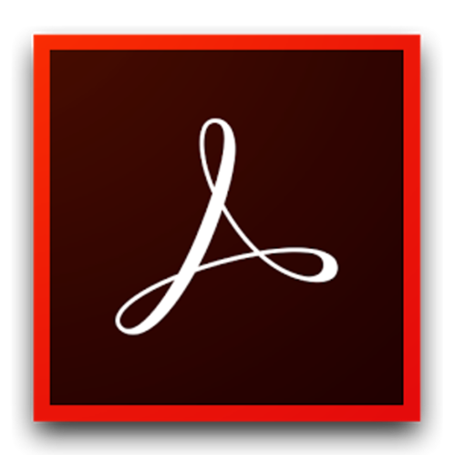 Acrobat DC - Advanced Logo